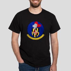 175th Logistics Squadron Black T-Shirt