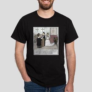 Wedding Vow Disaster Dark T-Shirt