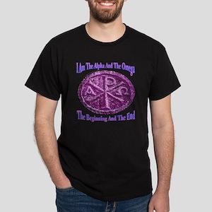 Chi Rho Alpha Omega Dark T-Shirt