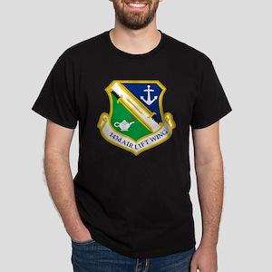 143rd Airlift Wing Dark T-Shirt