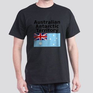 Antarctica1-WHITE Dark T-Shirt