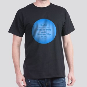 Hebrews 1 11 Scripture Dark T-Shirt