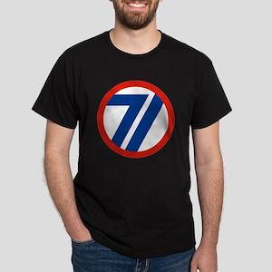 71ST Infantry Division Dark T-Shirt