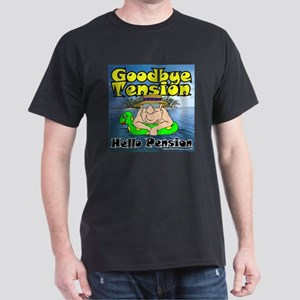 Goodbye Tension T-Shirt T-Shirt