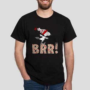 Snoopy Brr! Dark T-Shirt