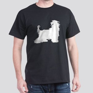 Afghan Silhouette Dark T-Shirt