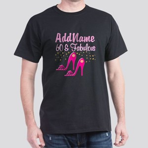60TH PINK SHOES Dark T-Shirt