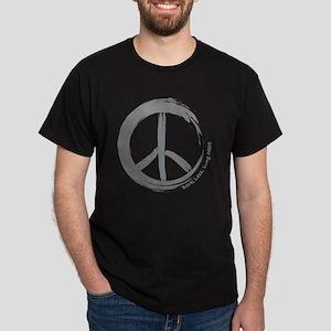 PEACE Wag final Dark T-Shirt