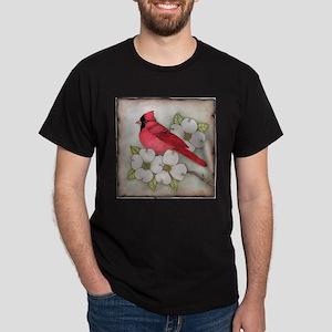 Cardinal and Dogwood T-Shirt