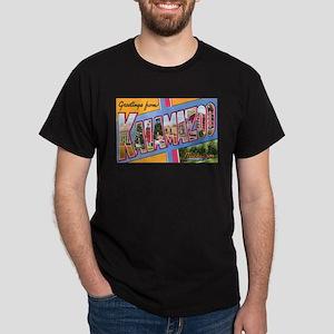 Kalamazoo Michigan Greetings T-Shirt