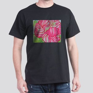 Hibiscus in Lilly Pulitzer T-Shirt