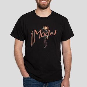 Fashion Model Dark T-Shirt