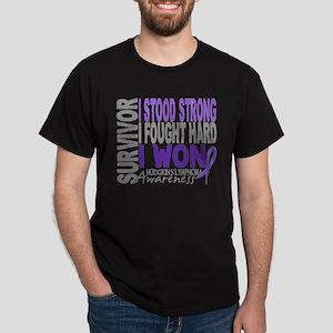Survivor 4 Hodgkin's Lymphoma T-Shirt