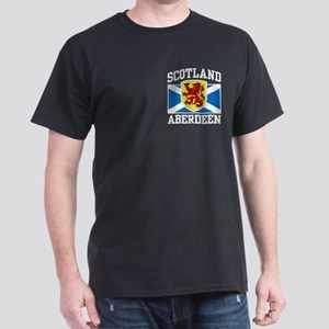 Aberdeen Scotland Dark T-Shirt