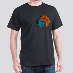Cancer & Wood Rooster Dark T-Shirt