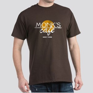 Monks Cafe Seinfeld Dark T-Shirt