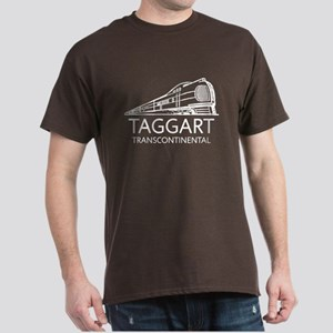 Taggart Transcontinental Dark T-Shirt