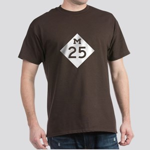 M-25, Michigan Dark T-Shirt