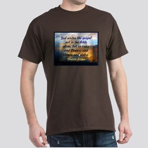 Martin Luther on nature T-Shirt