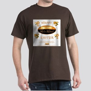 Happy Easter Dark T-Shirt