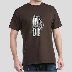 Too Weird to Dark T-Shirt