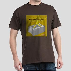 Cinder Block Dark T-Shirt