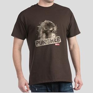 Punisher Grunge Dark T-Shirt