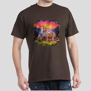 High Country Horses Dark T-Shirt