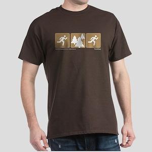 Run Forrest Run Dark T-Shirt