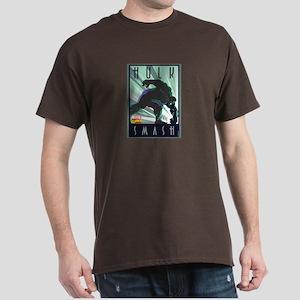 Hulk Smash Decco Dark T-Shirt