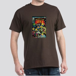 Comic Book Cover Nova Dark T-Shirt