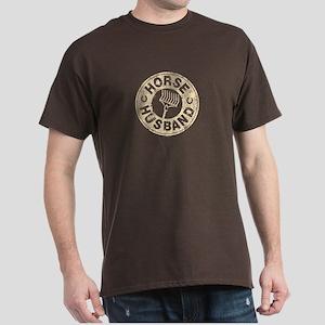 Horse Husband Dark T-Shirt