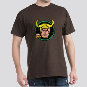 Loki Circle Dark T-Shirt