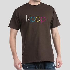 KPOP Simple Dark T-Shirt