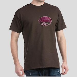 Hump Bar Staff Dark T-Shirt