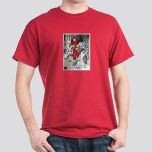 Webb's Little Red Riding Hood Dark T-Shirt