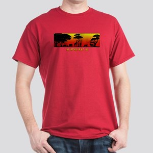 African Savanna Dark T-Shirt