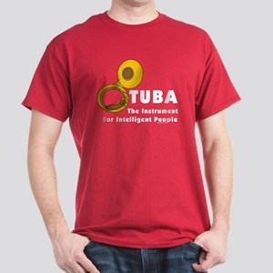 Tuba Genius Dark T-Shirt