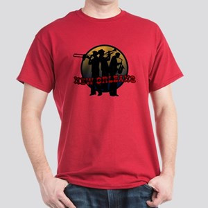 Retro New Orleans Dark T-Shirt