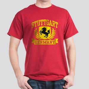 Stuttgart Germany Dark T-Shirt