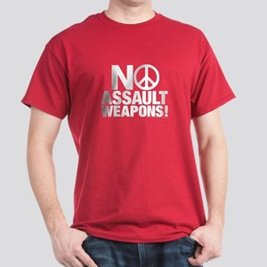 Ban Assault Weapons Dark T-Shirt