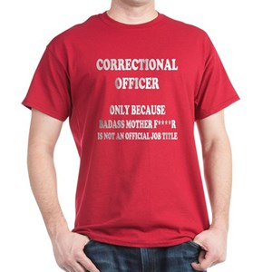 d8bcb0ac Correctional Officer Gifts - CafePress