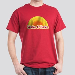 Wake and Bake Dark T-Shirt