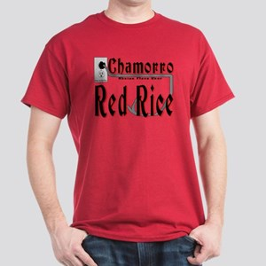 Power by Red Rice Dark T-Shirt