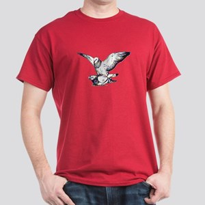 Pigeon Love Dark T-Shirt