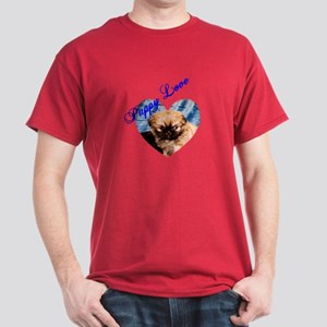 Puppy Love Dark T-Shirt