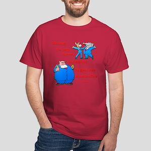 Wisdom from Aesop Dark T-Shirt