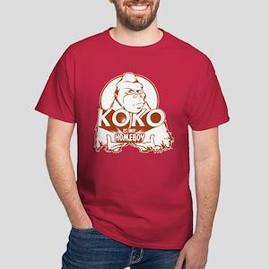 Koko Is My Homeboy Dark T-Shirt