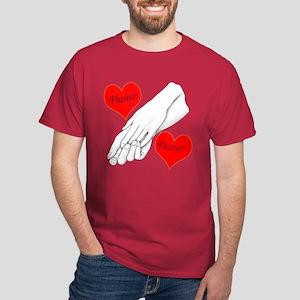 Custom Romance Dark T-Shirt