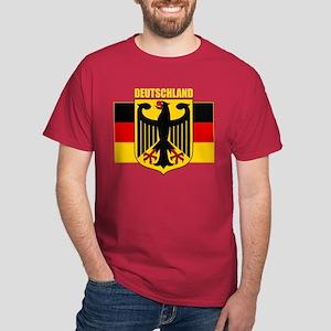 Deutschland 1 Dark T-Shirt